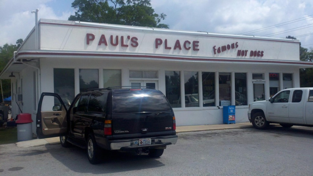 Review paul 39 s place rocky point eat it north carolina for Carolina fish fry wilmington nc